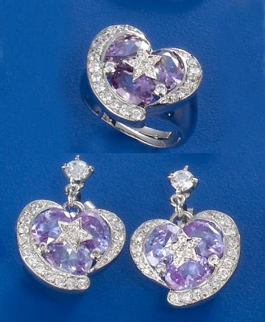CZ Jewelry Sets